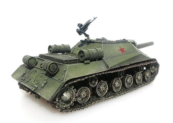 ISU-152, Russian Object 704, 1945, 1:72, Panzerstahl