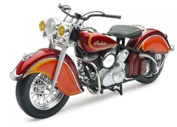 Indian motorcycle, 1948, 1:6, New Ray