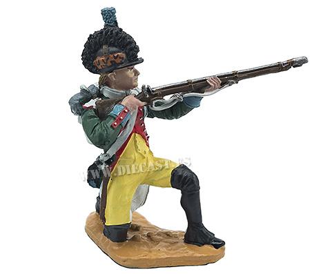 Infante de la Legión Germánica, 1792, 1:32, Hobby & Work