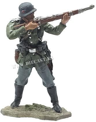 Infantería de la Wehrmacht, 1940, 1:32, Hobby & Work