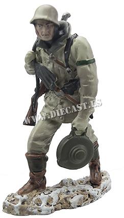 Infantería de la Wehrmacht, Frente Ruso, 1:32, 1943, Hobby & Work