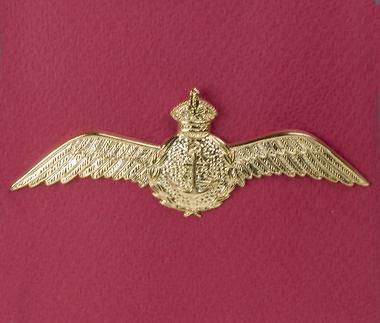 Insignia de Piloto de la Marina Real Inglesa