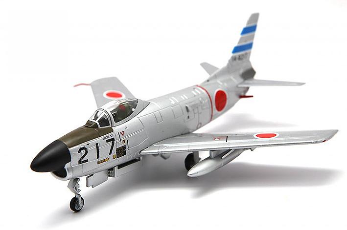 JASDF F-86D, Sabre Dog # 217, 103rd Sqn 2nd AW, 1:72, Falcon Models