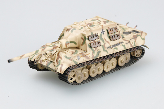 Jagd Tiger (Porsche) 305001, Germany, 1944, 1:72, Easy Model