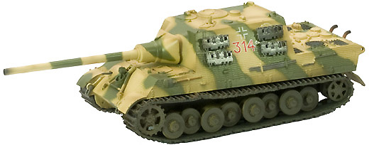 Jagd Tiger (P) s.Pz.Jäg.Abt.653, 1:72, Easy Model