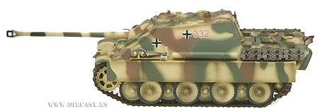 Jagdpanther, S.Pz.Jg Abt.654, Francia, 1944, 1:72, Easy Model