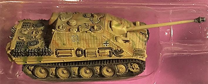 Jagdpanther Sd.Kfz.173, sPzJgAbt 559, esquema de camuflaje, Otoño, 1944, 1:144, Can.Do