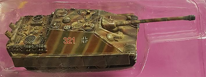 Jagdpanther Sd.Kfz.173, sPzJgAbt 654, Alsacia, Noviembre, 1944, 1:144, Can.Do