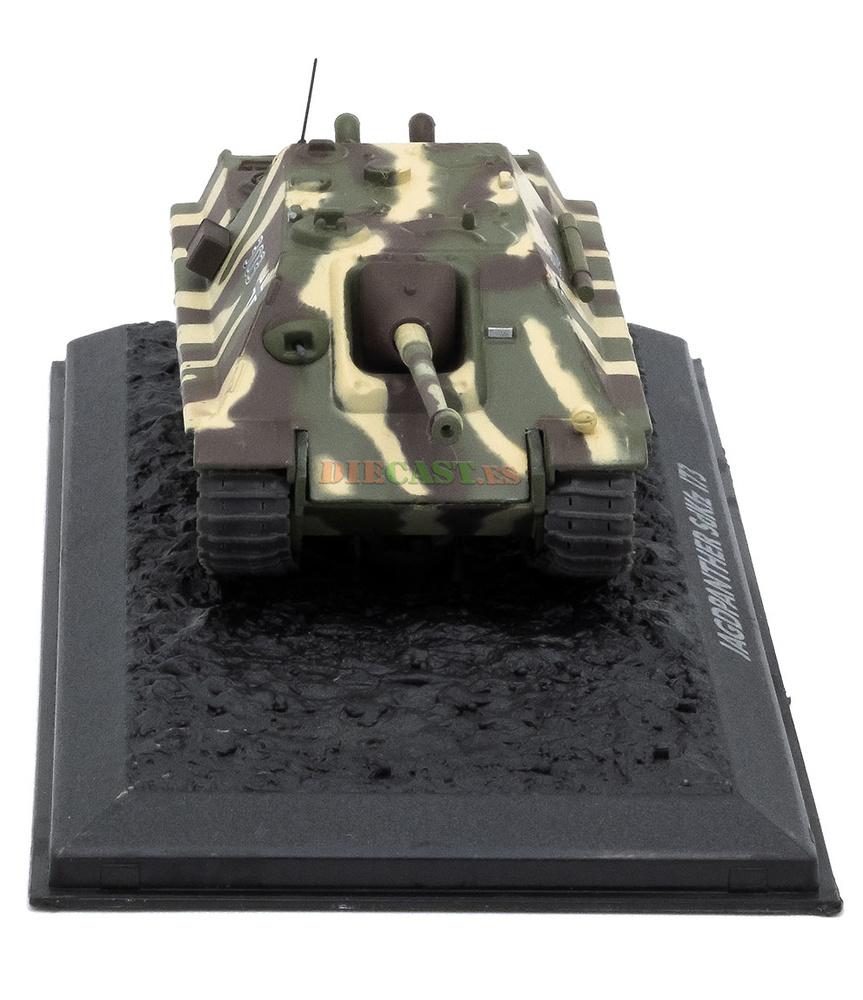 Jagdpanther SdKfz 173, Alemania, 1944/45, 1:72, Atlas Editions