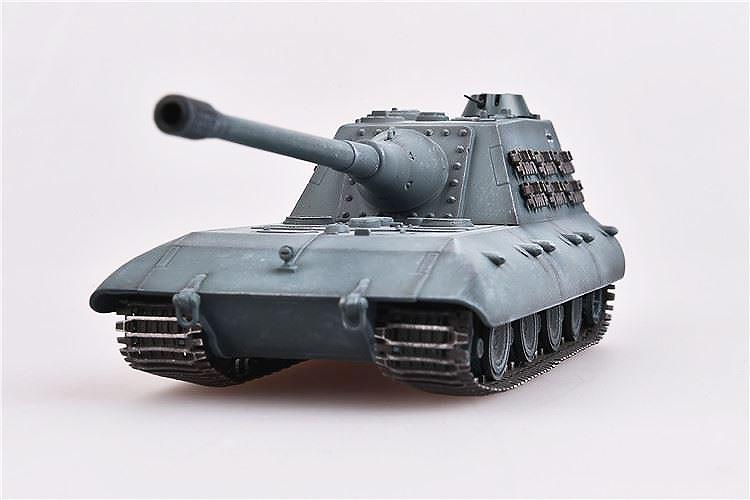 Jagdpanzer E100, Cazatanques, cañón de 170mm, Alemania, 1946, 1:72, Modelcollect