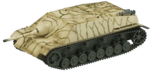 Jagdpanzer IV, Western Front 1944, 1:72, Easy Model