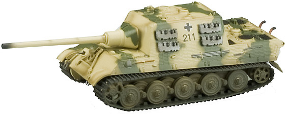 Jagdtiger (H) s.Pz.Jäg.Abt.512, 1:72, Easy Model
