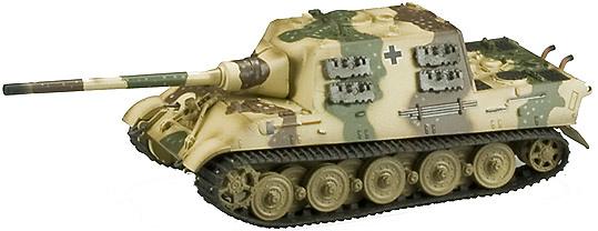 Jagdtiger (H) s.Pz.Jäg.Abt.653, 1:72, Easy Model