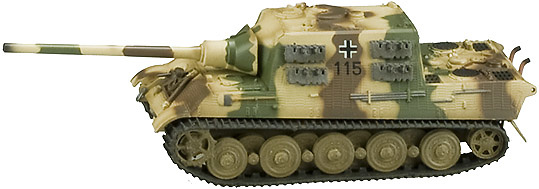 Jagdtiger (H) s.Pz.Jäg.Abt.653, 1:72, Easy Model
