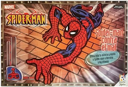 Juego de mesa Spider-man, Popular de Juguetes