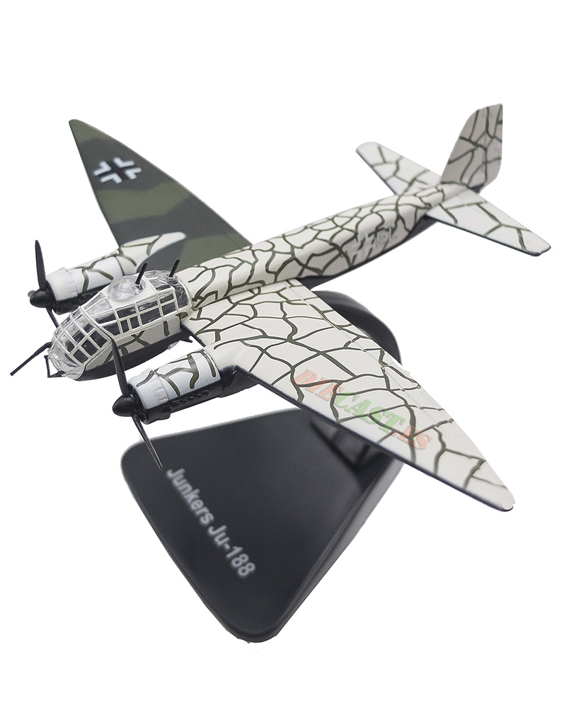 Junkers Ju-188, 1943, 1:144, Editions Atlas