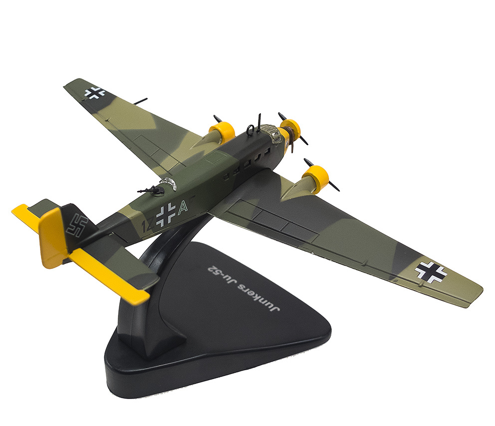 Junkers Ju-52, 1:144, Editions Atlas