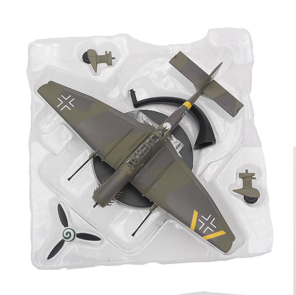 Junkers Ju-87 G-2, piloto Hans-Ulrich Rudel, 1944, 1:72, Atlas