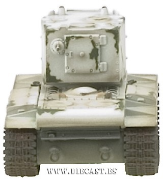 KV-2, Russian Army, 1:72, Easy Model