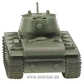 Kv-1, Carro de combate pesado, Rusia 1942, 1:72, Easy Model