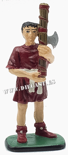 Líctor romano con fascio, Siglo I a.C., 1:32, Italeri
