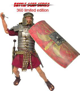 LEGIONARIO ROMANO, SERIE LIMITADA, 1:6, IGNITE