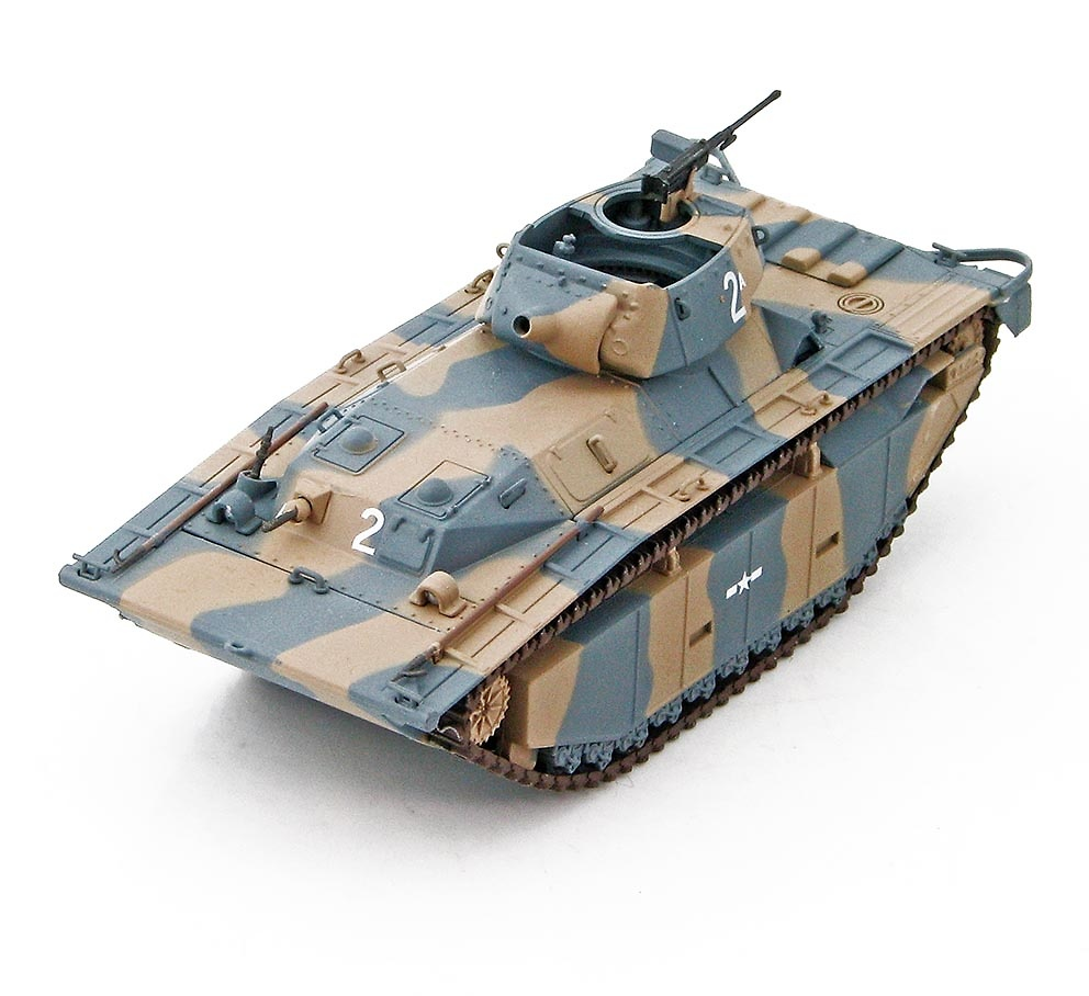 LVT(A)-4 2nd Armored Amphibian Bttn., Tinian Island, August 1944, 1:72, Hobby Master