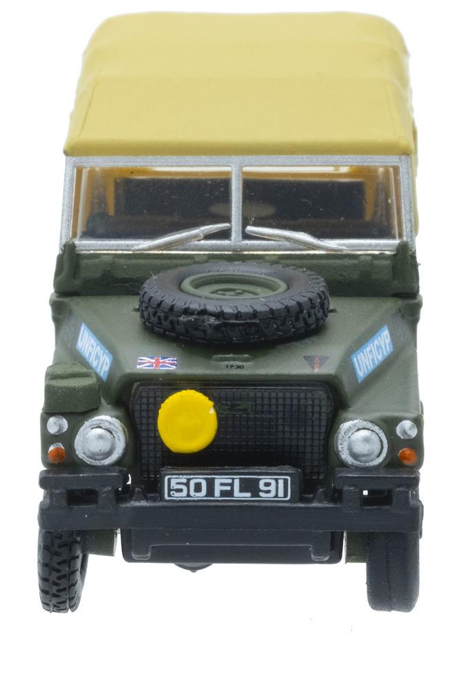Land Rover 1/2 Ton, UN, 1983, 1:76, Oxford