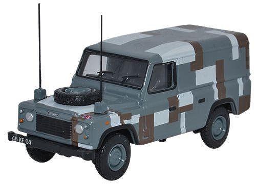 Land Rover Defender, Esquema de Berlín, Reino Unido, 1:76, Oxford