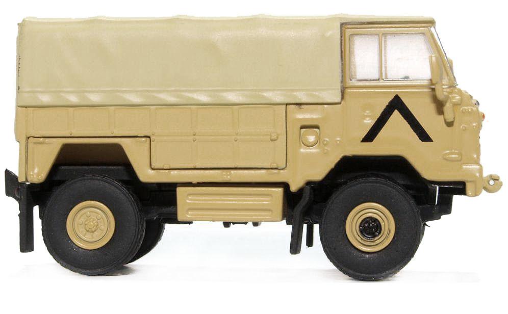 Land Rover FC GS, Guerra del Golfo, 1991, 1:76, Oxford