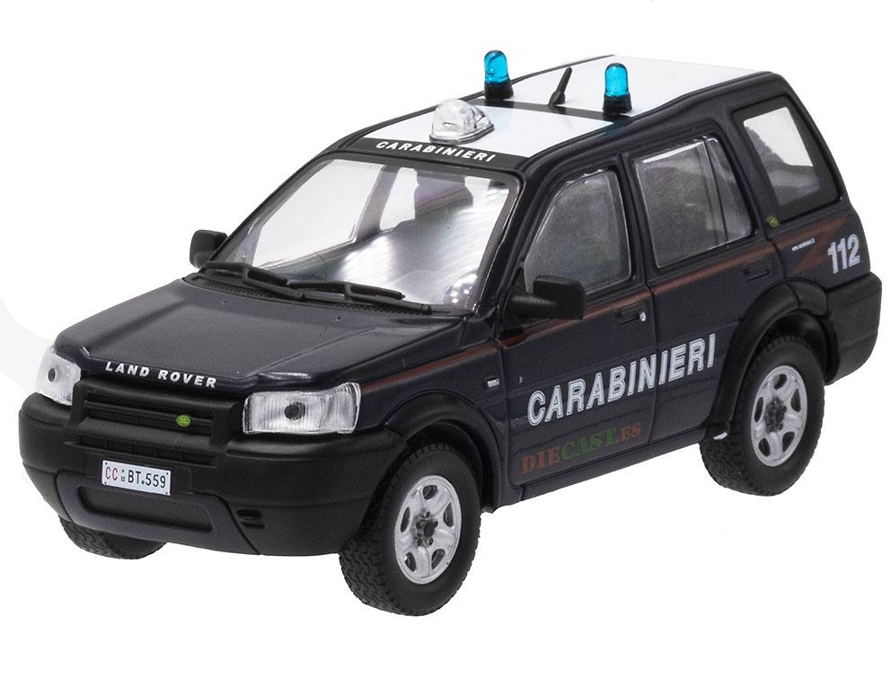Land Rover Freelander, Italia, 2003, 1/43, Colección Carabinieri