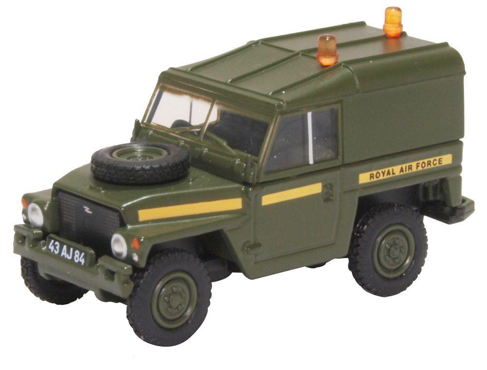 Land Rover Ligero 1/2 Ton, RAF, 1:76, Oxford