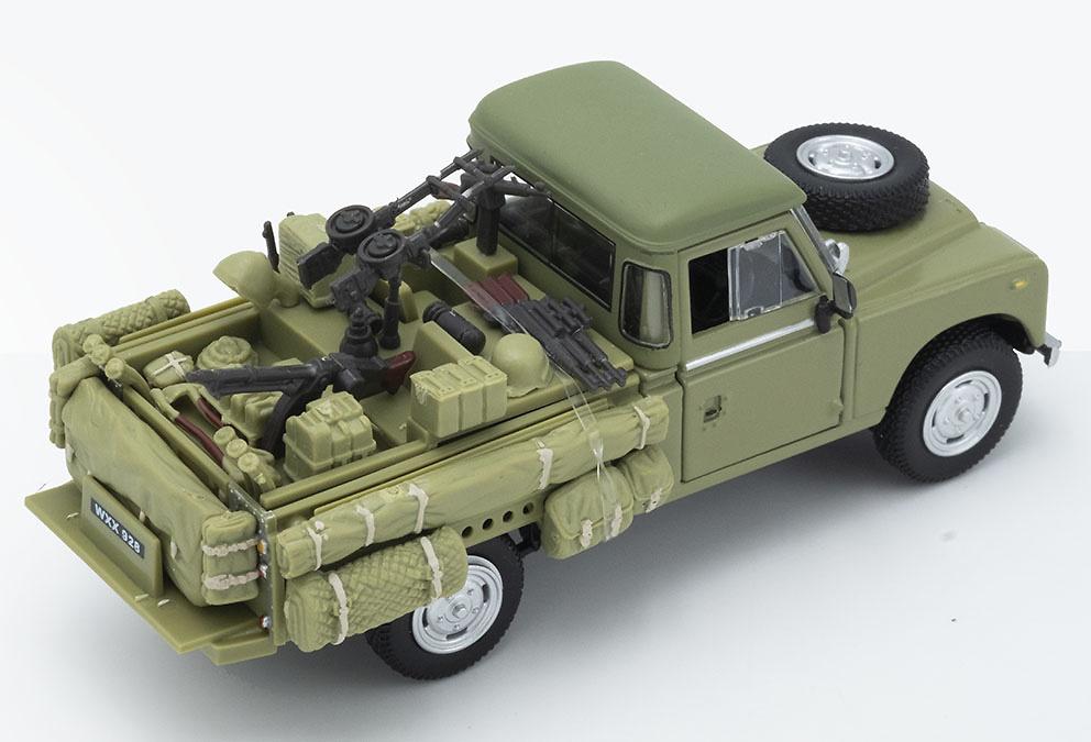 Land Rover Series III 109, 1:43, Cararama