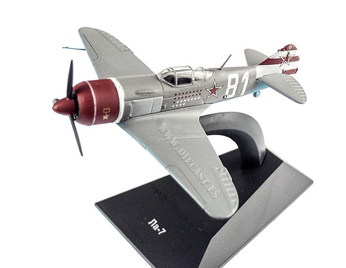 Lavochkin LA-7, 1944, 1:100, DeAgostini
