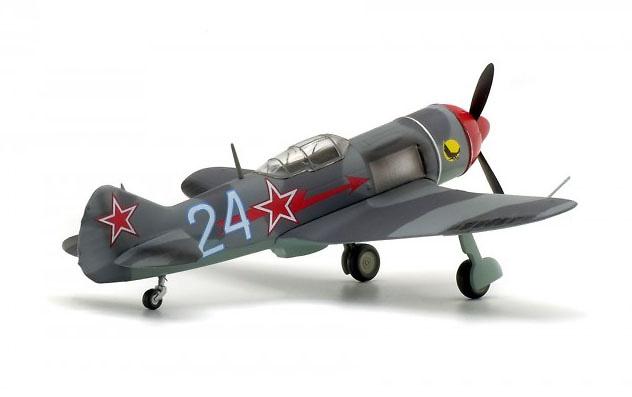Lavochkin LA-7, 1945, 1:72, Solido
