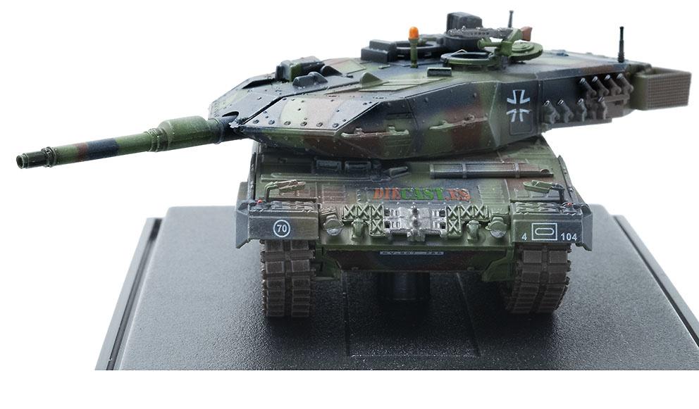 Leopard 2A5, Alemania, (Verde Camuflaje), 1:72, Panzerkampf