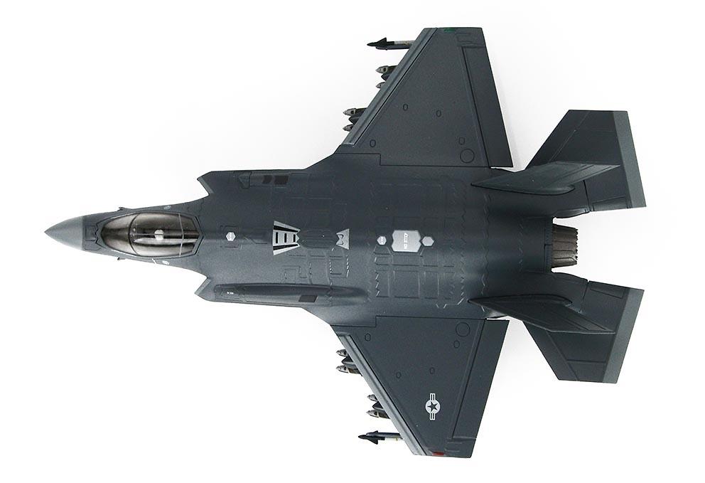 Lockheed F-35A 14-5097 34th FS, 388th FW, Lakenheath, Inglaterra, 2017, 1:72, Hobby Master