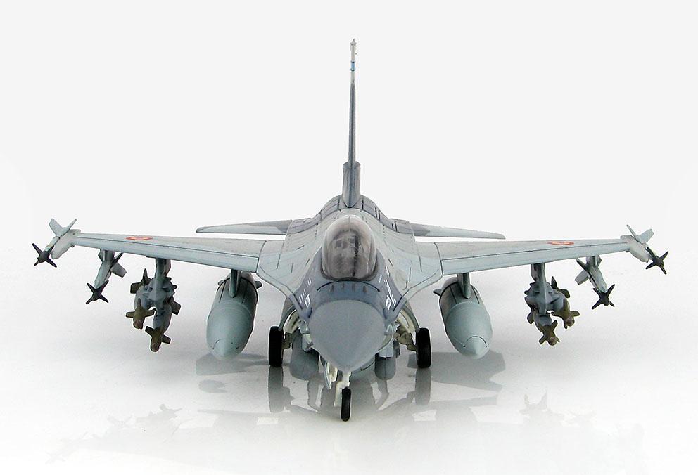 Lockheed Martin F-16AM 1601, Fuerza Aérea de Rumanía, 2017, 1:72, Hobby Master