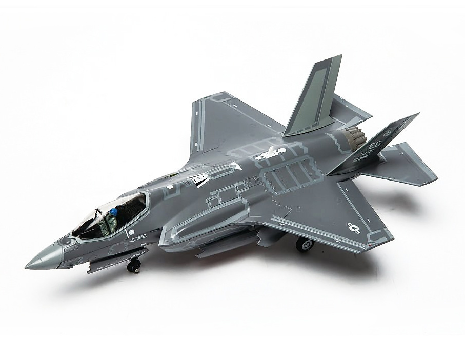 Lockheed Martin F-35A Nomads, Eglin Air Force Base, 1:72, Air Force One