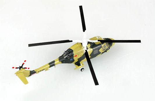 Lynx HAS.2, Northern lreland, 1:72, Easy Model
