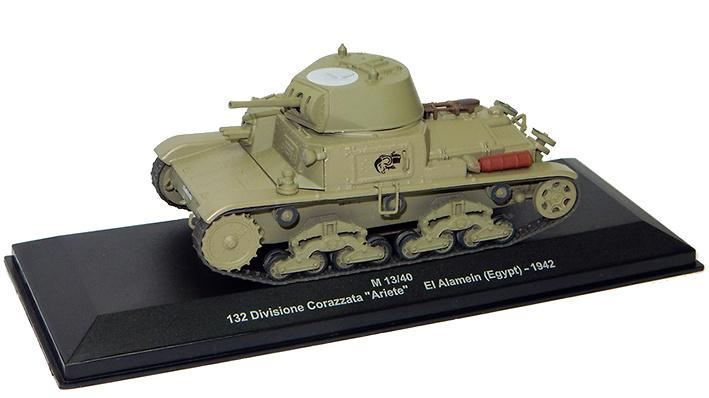 M 13/40, 132 Divisione Corazzata