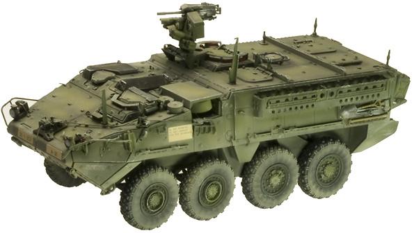 M1 126 Stryker 8x8 ICV, 1:35, AFV Club