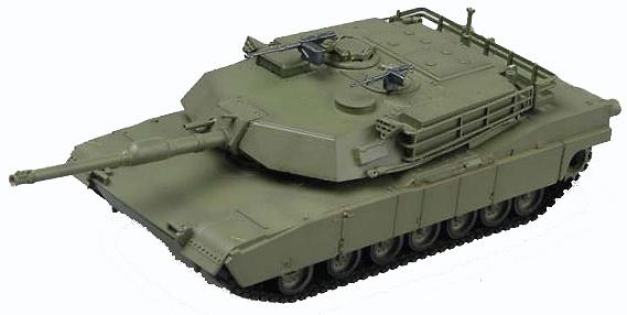 M1A1, Residence 88, 1:72, Easy Model