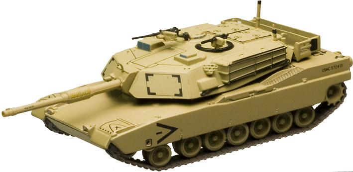 M1A1HA Abrams, 1st USMC Tank Battalion, 1:72, Altaya