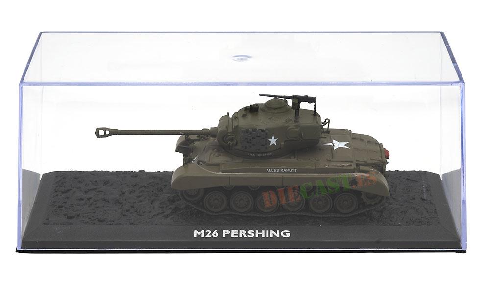 M26 Pershing, USA, 1945/50, 1:72, Atlas Editions