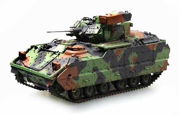 M2A2 Bradley, Ejército USA en Europa, 1:72, Easy Model