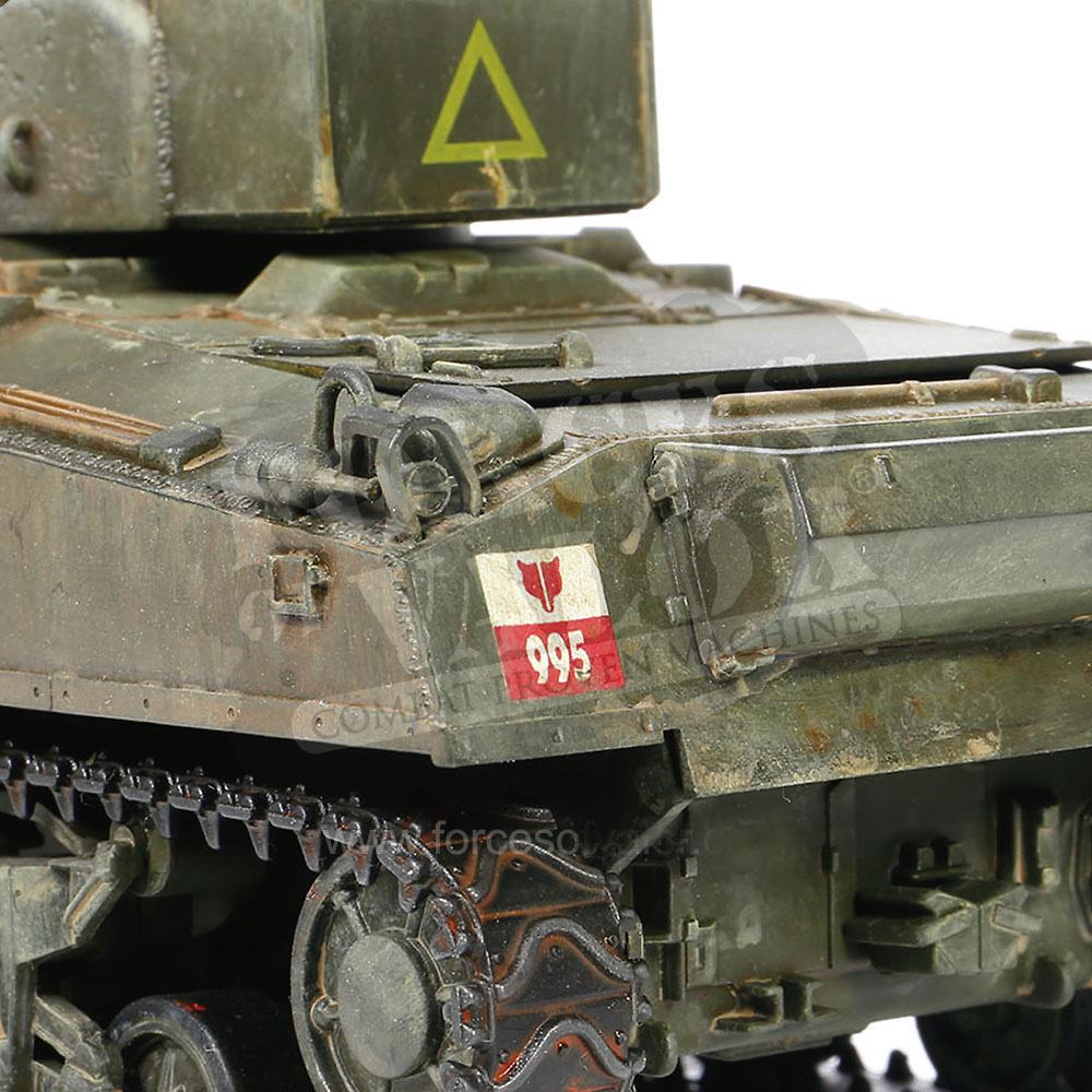 M4 Sherman Firefly, 8º Ej. Británico Blindado, Normandía, Día D, 1:32, Forces of Valor