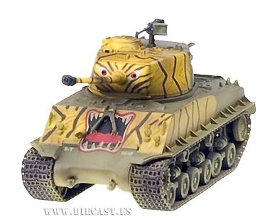 M4A1 Sherman, 5th Infantry Tank Co., 1:72, Easy Models