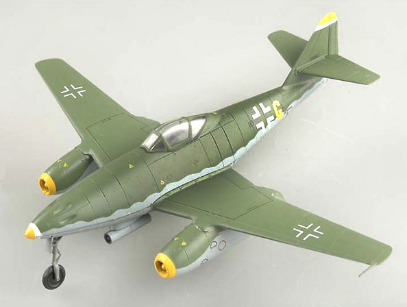 ME262 A-2A B3+GL 1./KG(J)54, 1:72, Easy Model