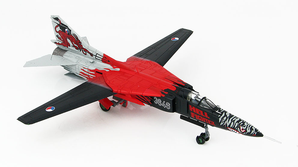 MIG-23MF Flogger